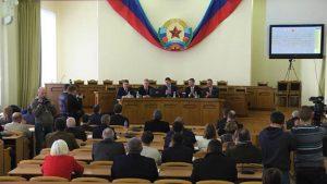 Выборы в Народный совет ЛНР намечены на осень этого года