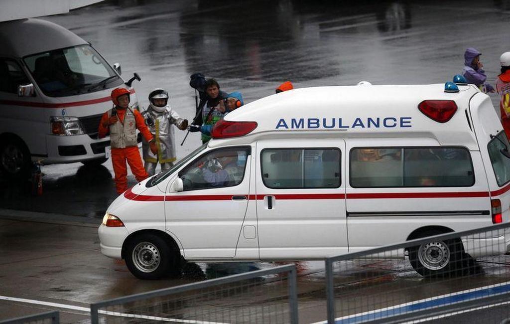 ВПеру с200-метровой высоты рухнул пассажирский автобус, 30 человек погибли