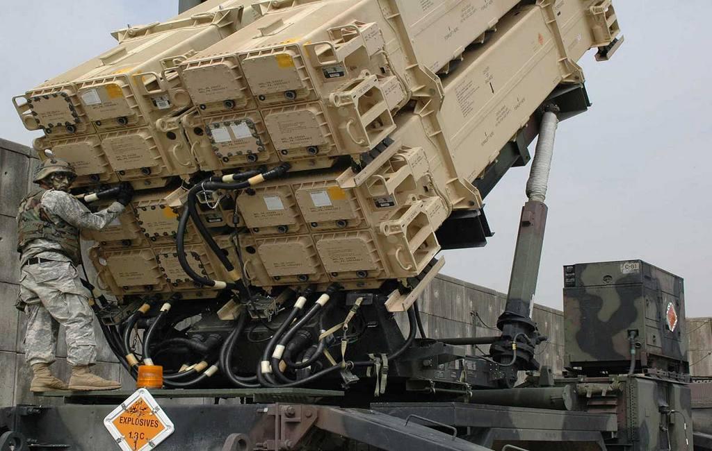 США поставят вШвецию 4 комплекса Патриот