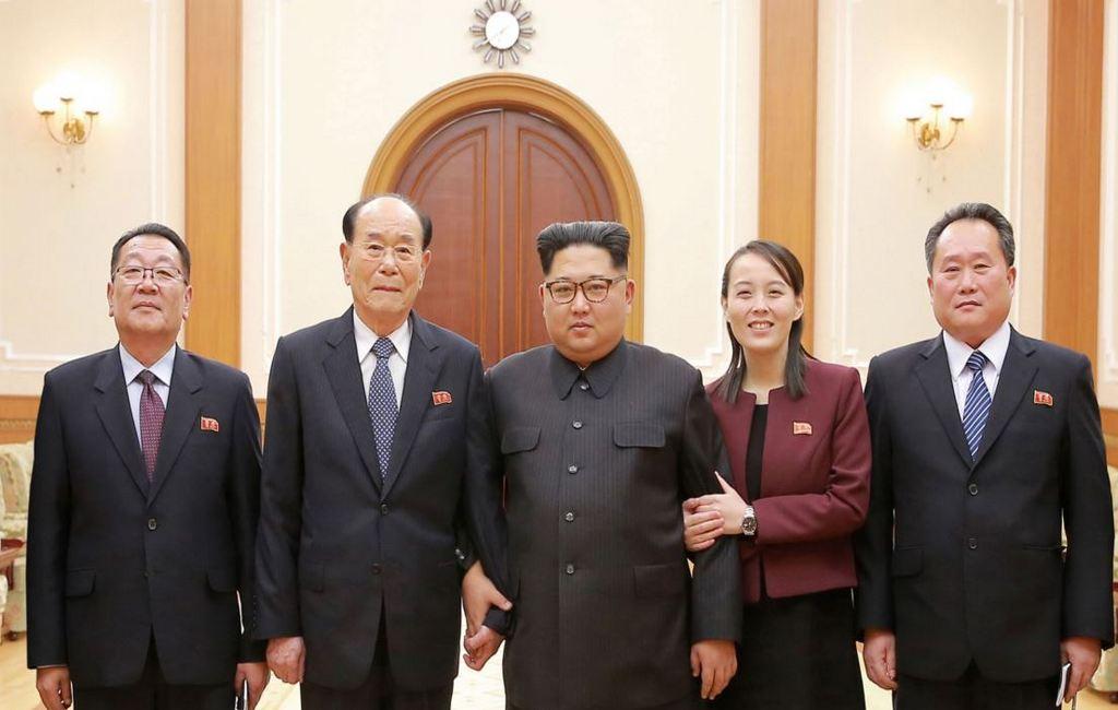 Госдепартамент пояснил отмену тайной встречи Пенса сделегацией КНДР