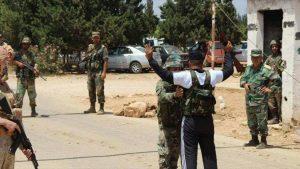 Более сотни боевиков сдались сирийским властям в провинции Хомс