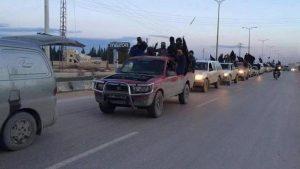 Новая исламистская коалиция захватила стратегический город провинции Идлиб