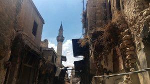 Курды передадут город Тель-Рифат сирийской армии