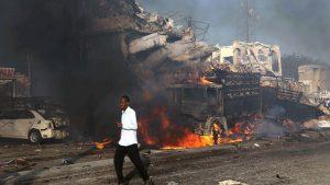 США нанесли авиаудар по боевикам «Аш-Шабаб» в Сомали