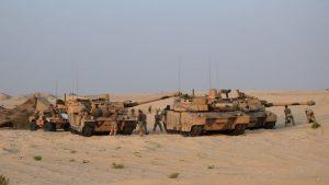 Ближний Восток. Оперативная лента военных событий 23.02.2018