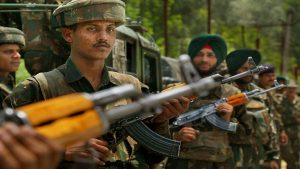 ВС Индии уничтожили блок-пост Пакистана