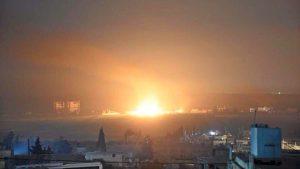 Турецкие войска обстреляли сирийский гуманитарный конвой