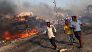 В Могадишо прогремели два взрыва