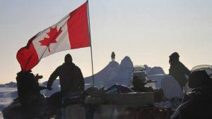 Канада начала военные учения в своем арктическом регионе