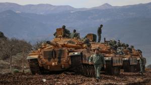 Сводка событий в Сирии и на Ближнем Востоке за 23 февраля 2018 года