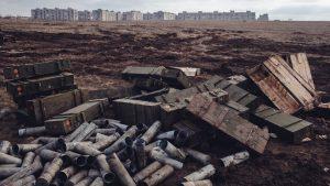 Донбасс. Оперативная лента военных событий 24.02.2018
