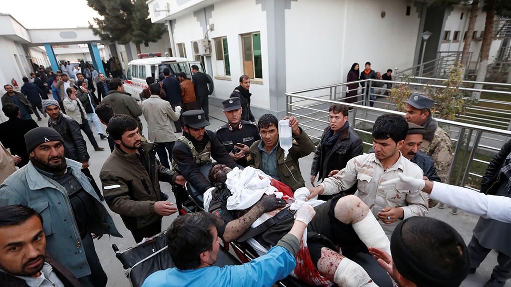 Взрыв встолице Афганистана— необошлось без жертв