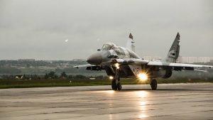 Минобороны России выделит 2 млн. евро на обучение военных пилотов Сербии