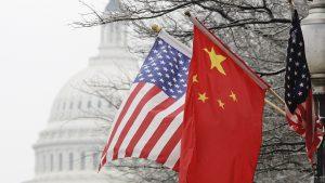 Китай выразил США решительный протест после введения санкций за связи с КНДР