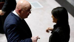 Хейли обвинила Россию в задержке принятия резолюции по Сирии