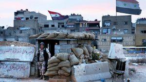 Сводка событий в Сирии и на Ближнем Востоке за 24 февраля 2018 года