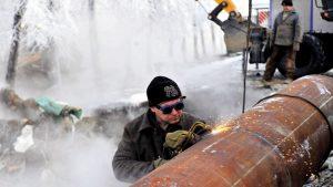 Из-за аварии в Костроме 3,5 тыс. человек остались без тепла