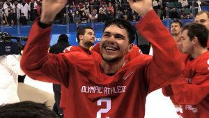 Российские хоккеисты завоевали золото Олимпиады