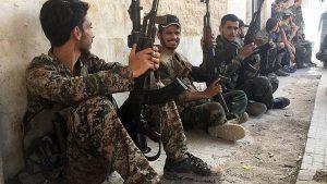 Курды поддержали режим прекращения огня