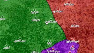 Сирийские войска достигли первых успехов в Восточной Гуте