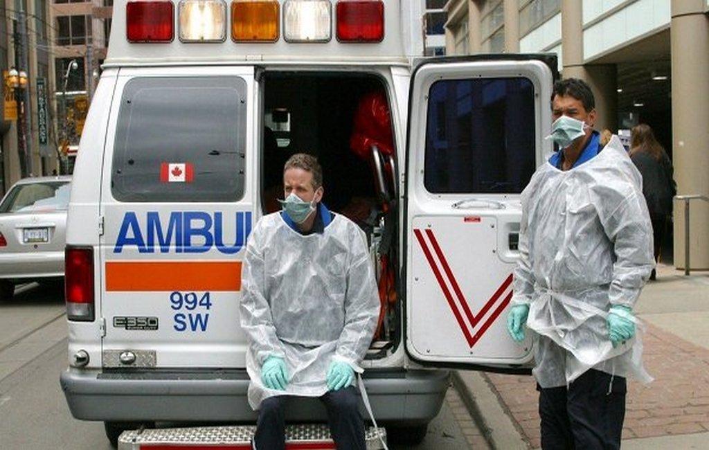 ВКанаде около 40 человек пострадали вкрупном ДТП сучастием автобуса