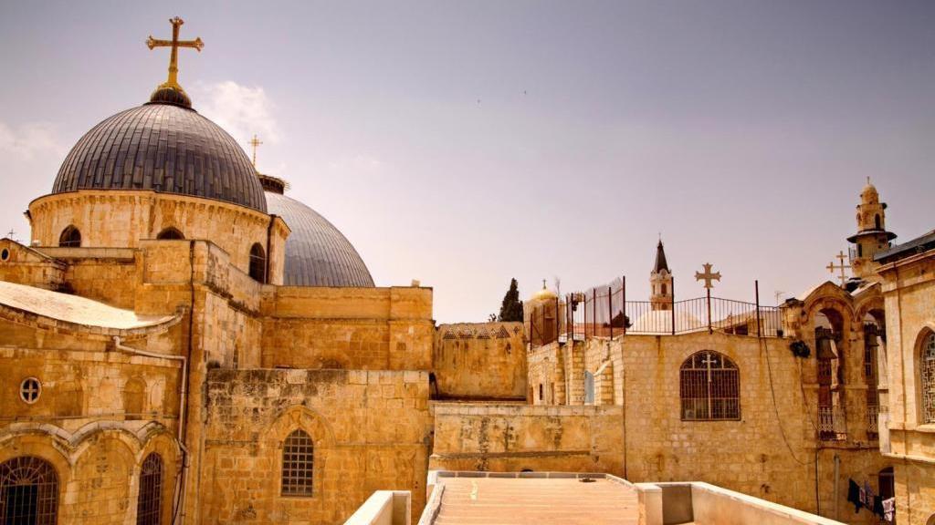 ВИерусалиме снова открылся Храм Гроба Господня