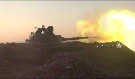 «Силы Тигра» вновь выбили террористов ИГ из провинции Алеппо