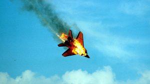 Сирийские СМИ сообщили что силы ПВО сбили несколько израильских истребителей
