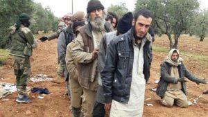 Сирийские оппозиционеры разгромили боевиков ИГ в провинции Идлиб