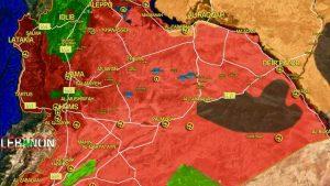 Сирийская армия готовится к зачистке анклава ИГ между Сухной и Абу-Кемалем