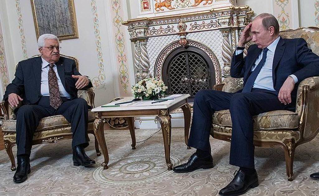 Аббас: Палестина небудет сотрудничать сСША поближневосточному урегулированию