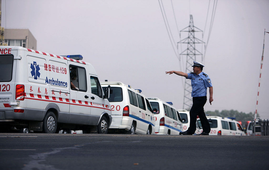 Масштабное ДТП в КНР: Столкнулись неменее 50 авто