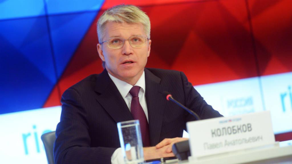Колобков: Предложим МОК заявить оправданных атлетов наОлимпиаду