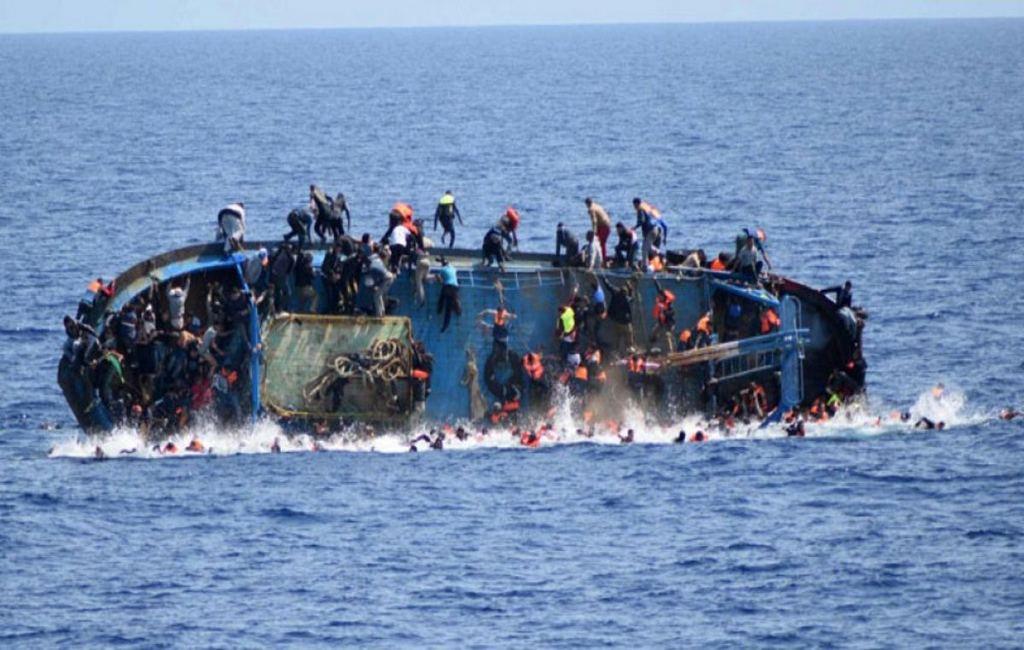 ВСредиземном море утонули 90 мигрантов