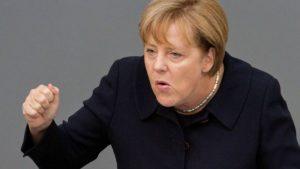 Меркель заявила о необходимости «болезненных компромиссов»