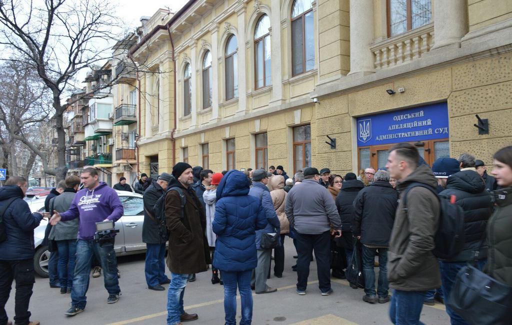 Суд решил оставить монумент ЕкатеринеII вцентре Одессе