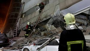 Число погибших при землетрясении на Тайване достигло 12 человек