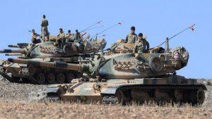 Турция отчиталась о нейтрализации 103 «боевиков» за сутки