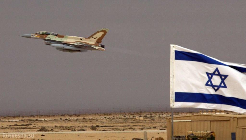 ПоИзраилю стерритории сектора Газа выпустили ракету