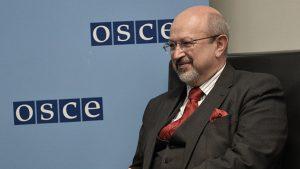 Представители МИД Украины и ОБСЕ обсудили ситуацию на Закарпатщине