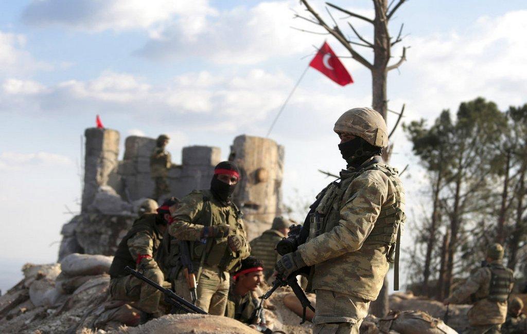 Турция скорбит: ввоенной операции вСирии погибло 8 военных