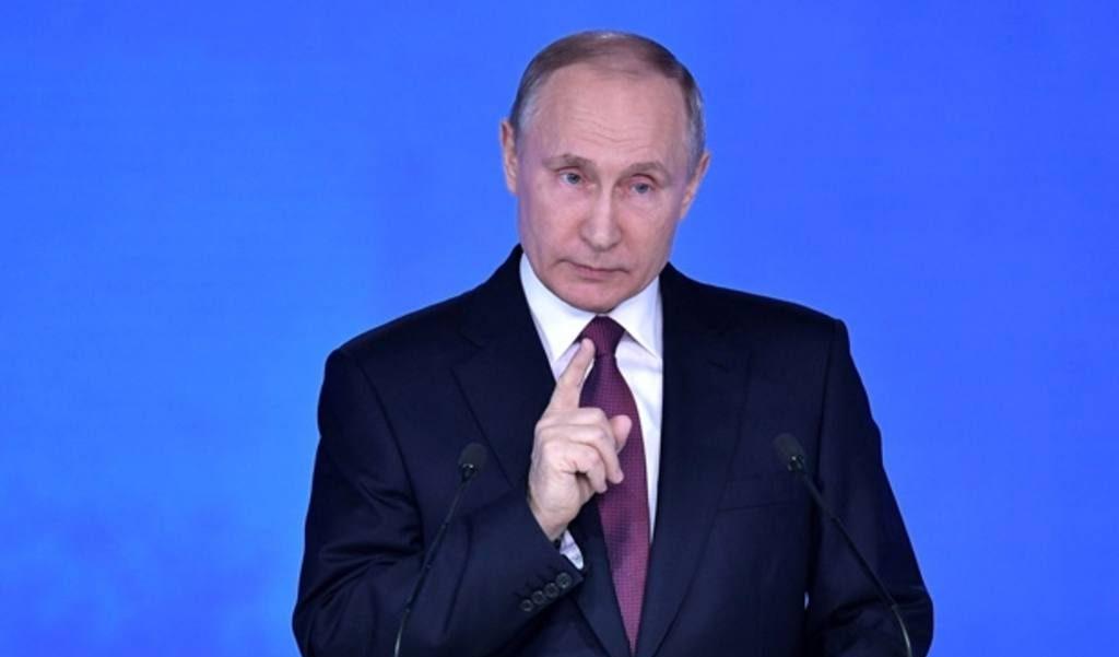 Владимир Путин: РФможет использовать ядерное оружие при угрозе существованию страны