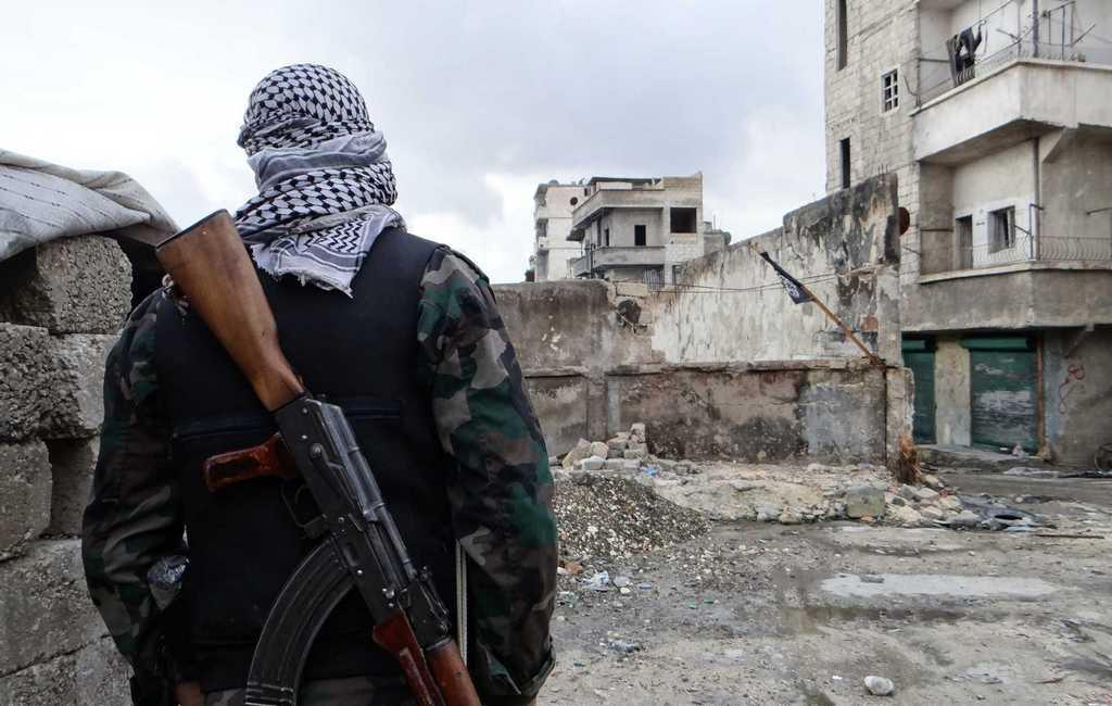Пентагон перебросил свежие силы набазу Эт-Танф вСирии