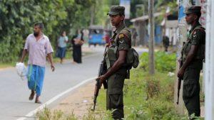 Из-за беспорядков на религиозной почве на Шри-Ланке ввели режим ЧП