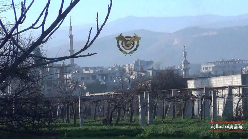 Боевики начали уходить изВосточной Гуты— вражда  вСирии