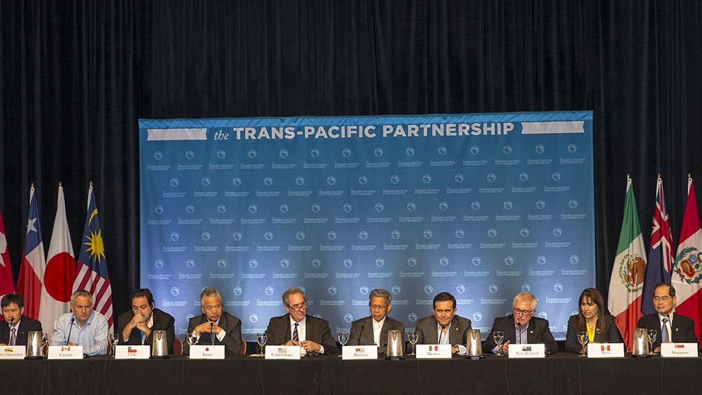 Соглашение оТранстихоокеанском коммерческом  партнерстве подписали 11 стран— Обошлись без США