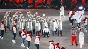В Пхенчхане открылись зимние Паралимпийские игры