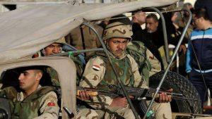 ВС Египта уничтожили 16 боевиков