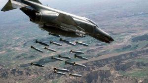 Авиаудар ВВС Турции