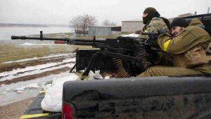 ВСУ обстреляли Донецк и окрестности